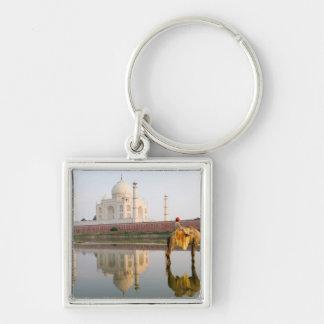 World famous Taj Mahal temple burial site at Key Chain