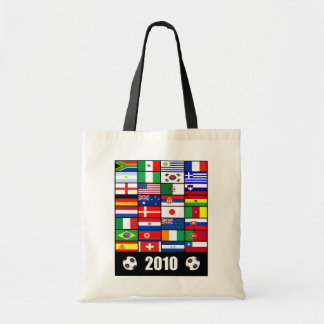 World Flags 2010 Tote Bags