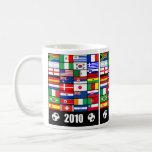 World Flags 2010 Mugs