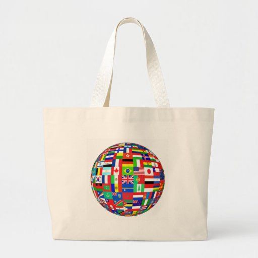 WORLD FLAGS BAGS