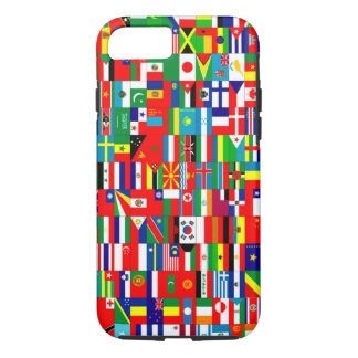 World Flags iPhone 7 Case