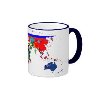 World Flags Mug
