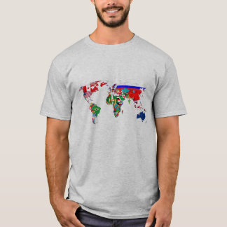 World Flags T-Shirt
