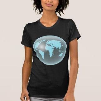World Glass Globe T-shirts