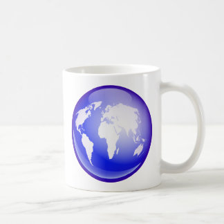 World Globe Coffee Mug