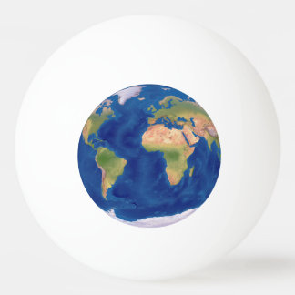 World Globe Eye Ball