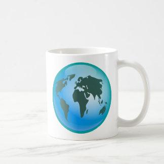 World Globe Coffee Mug