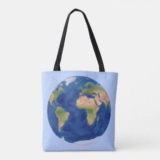 World Globe Travel Bag