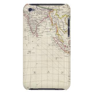 World, gnomonic proj IV Asia iPod Touch Cases