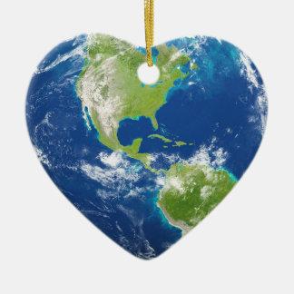 World Heart Ornament