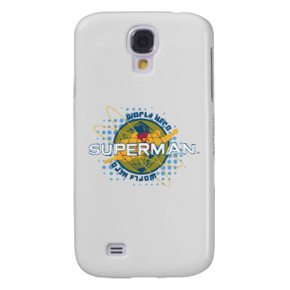 World Hero Dot Pattern Galaxy S4 Case