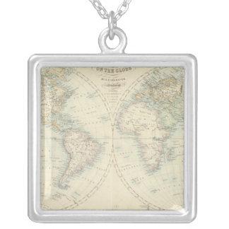 World in Hemispheres Jewelry