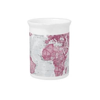 World is Art - Pink Pitcher