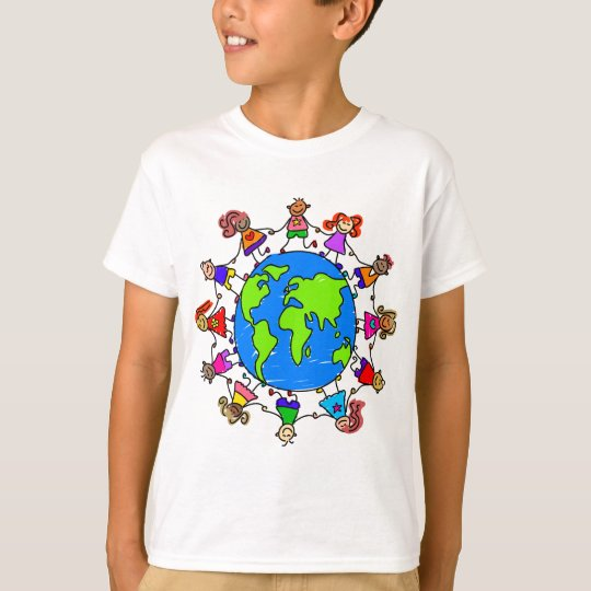 World Kids T-Shirt