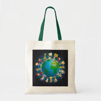 World kidz canvas bags