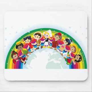 World kidz mouse pad
