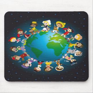 World kidz mouse pads