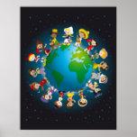 World kidz poster