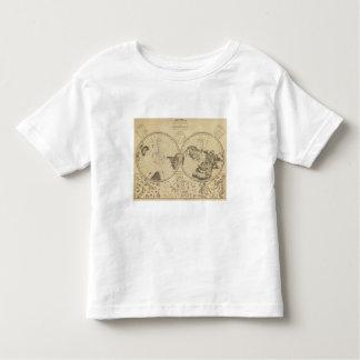 World land surface toddler T-Shirt