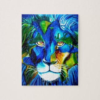 world lion jigsaw puzzle
