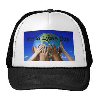 World Lyme Day Cap