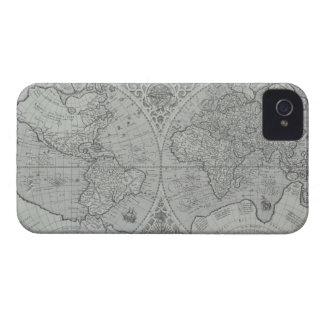 World Map 10 iPhone 4 Case