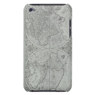 World Map 10 iPod Case-Mate Cases