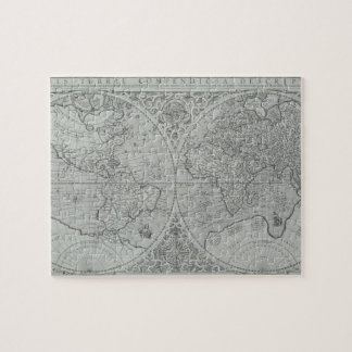 World Map 10 Jigsaw Puzzle