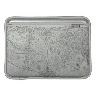 World Map 10 MacBook Air Sleeves