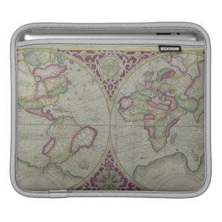 World Map 12 iPad Sleeves