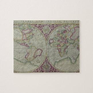 World Map 12 Jigsaw Puzzle