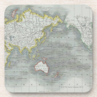 World Map 13 Coaster