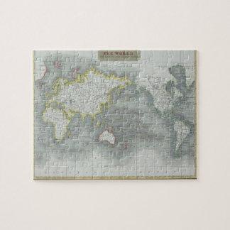 World Map 13 Jigsaw Puzzle
