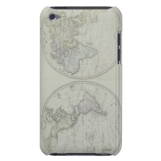 World Map 15 Barely There iPod Cover