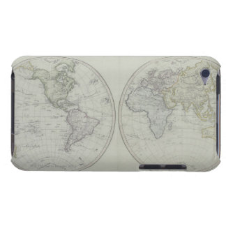 World Map 15 Case-Mate iPod Touch Case