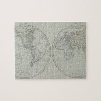 World Map 15 Jigsaw Puzzle