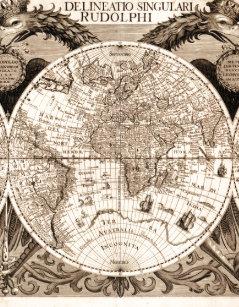 Black And White World Map Gifts & Gift Ideas | Zazzle UK
