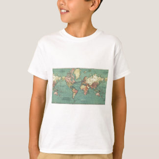 World map 1919 T-Shirt