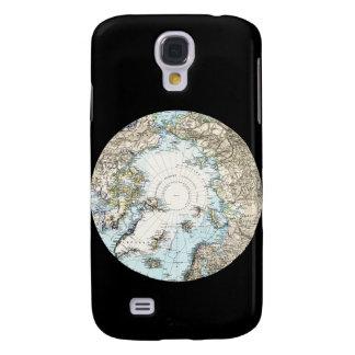 'World Map #2' Galaxy S4 Case