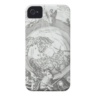 World Map 2 iPhone 4 Case-Mate Cases
