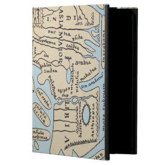 WORLD MAP 2ND CENTURY COVER FOR iPad AIR