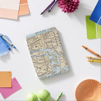 WORLD MAP 2ND CENTURY iPad MINI COVER