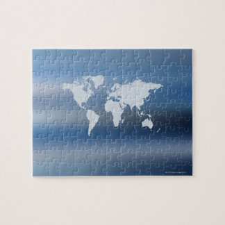 World Map 4 Jigsaw Puzzle