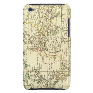 World Map 5 iPod Touch Case-Mate Case