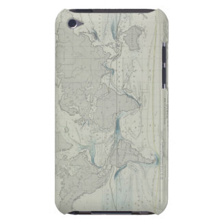 World Map 7 iPod Case-Mate Cases
