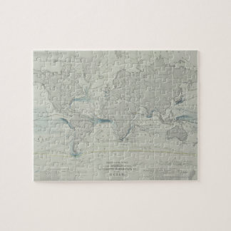 World Map 7 Jigsaw Puzzle