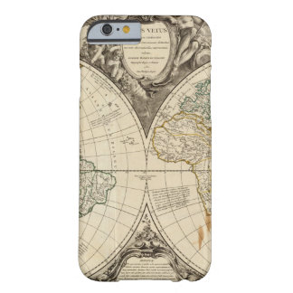 World Map 8 Barely There iPhone 6 Case