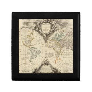 World Map 8 Gift Box