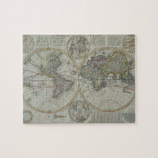 World Map 8 Jigsaw Puzzle