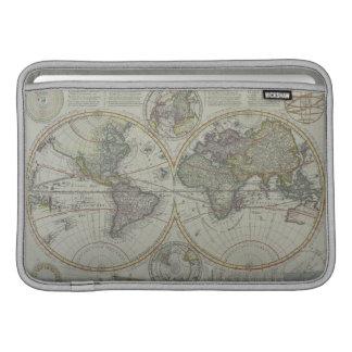 World Map 8 MacBook Air Sleeves
